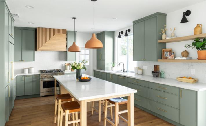 Green Kitchen 2020